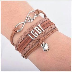 Jewelry - $BLACK FRIDAY SALE$ Pride LGBT Bracelet